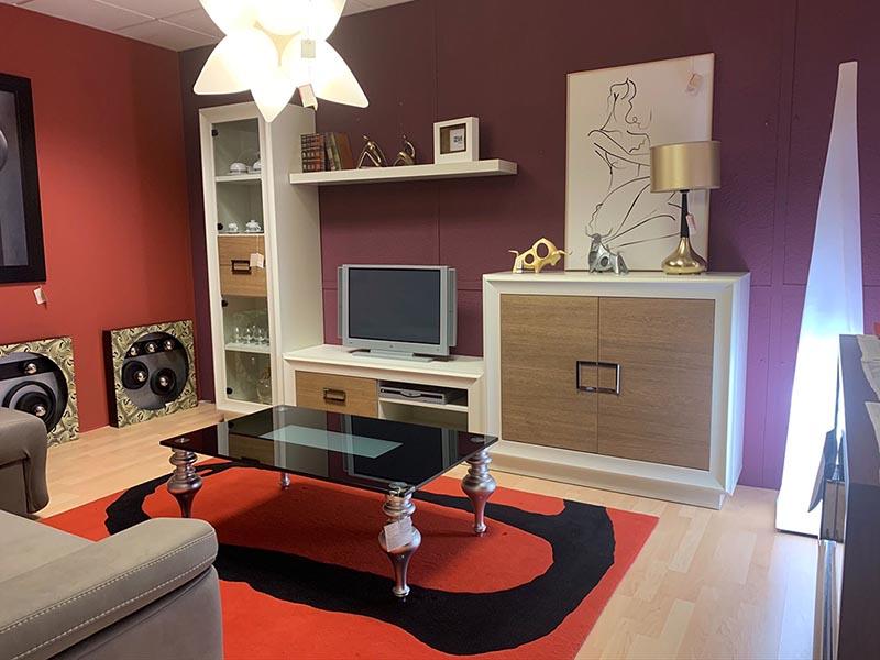 Muebles Nina / Salones clasicos