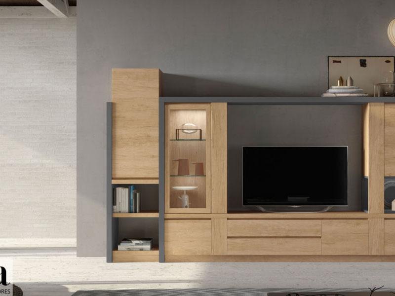 Muebles Nina / Salones modernos
